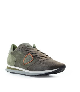 PHILIPPE MODEL TRPX MILITAIRE SNEAKER