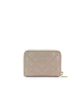 PORTEFEUILLE PETITE QUILTED NUDE LOVE MOSCHINO