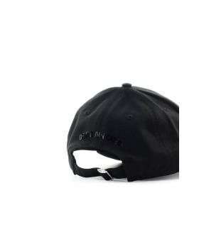 DSQUARED2 BE ICON ZWART BASEBALL CAP