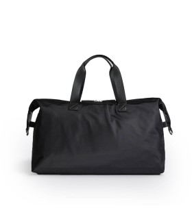 DSQUARED2 BE ICON BLACK WHITE DUFFLE BAG