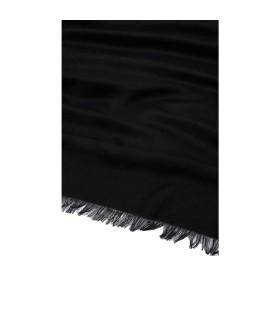 ELISABETTA FRANCHI BLACK SCARF