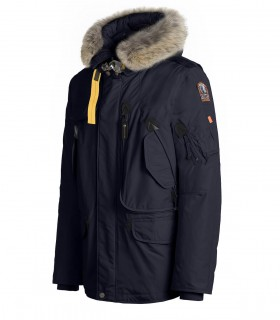 PARAJUMPERS RIGHT HAND NAVY BLUE PARKA