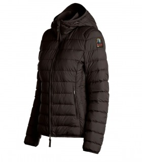 PARAJUMPERS JULIET BROWN PADDED COAT