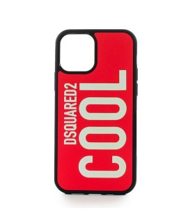 DSQUARED2 COOL ROT IPHONE 12 PRO HÜLLE