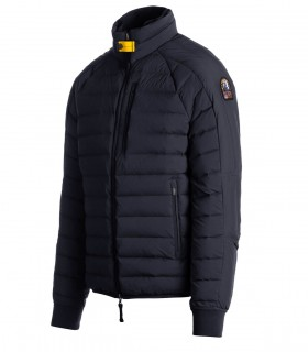 PARAJUMPERS MOSES BLUE PADDED COAT