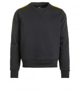 PARAJUMPERS ARMSTRONG ANTHRACITE GREY SWEATSHIRT