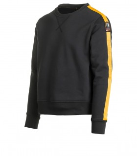 SWEAT-SHIRT ARMSTRONG GRIS ANTHRACITE PARAJUMPERS