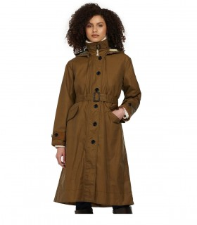 TRENCH ALICE FANGO BARBOUR