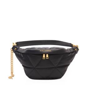LA CARRIE TOUCHY BLACK BELT BAG